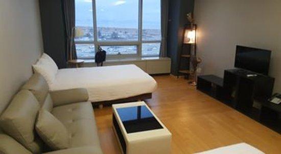 Hotel Incheon Airportel Resmi