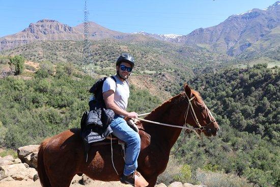 Expariencia única, linda Cabalgata, con caballos en buena condición física. Estoy esperando la fecha para ir nuevamente.           Gracias GeoTrekking.