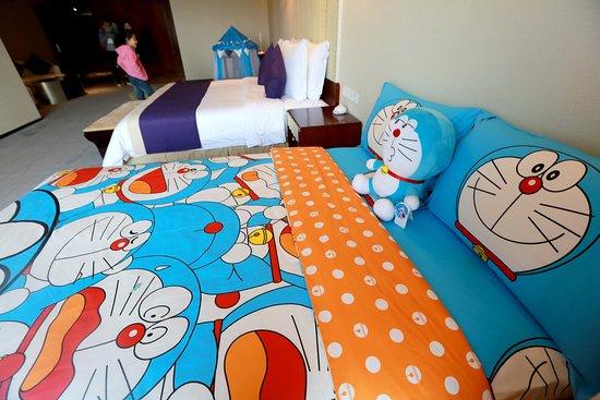 Geli Dongao Hotel: 亲子套房