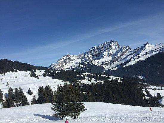 Villars-Gryon Ski Center