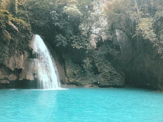 Kawasan Canyoneering: Kawasan Falls