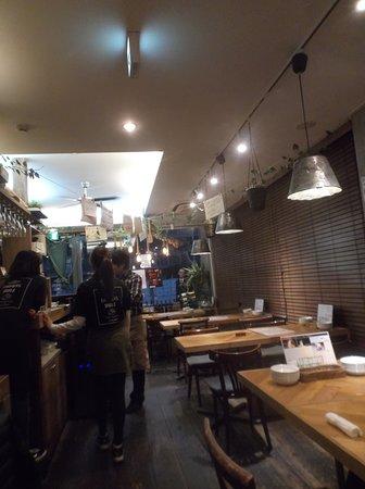 Farmers Table (Kawaguchi): 店内雰囲気②