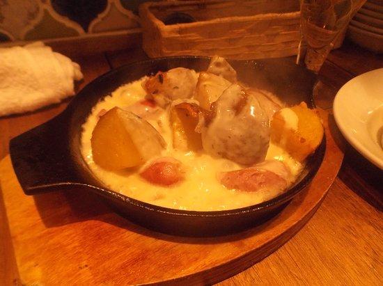 Farmers Table (Kawaguchi): お芋のチーズホンデユー!