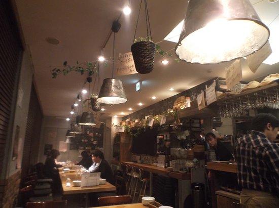 Farmers Table (Kawaguchi): 店内雰囲気①