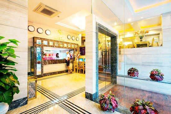 Hanoi Sky Hotel, hoteles en Hanói