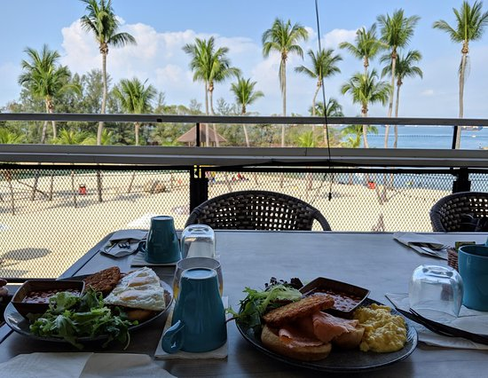 Breakfast at ola beach club