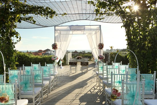 Wedding at Rooftop