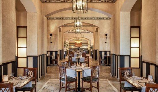 Jaz Solaya: Safari main Restaurant