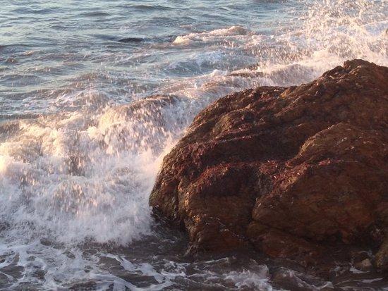 Les plages en bas du 298 Seaview