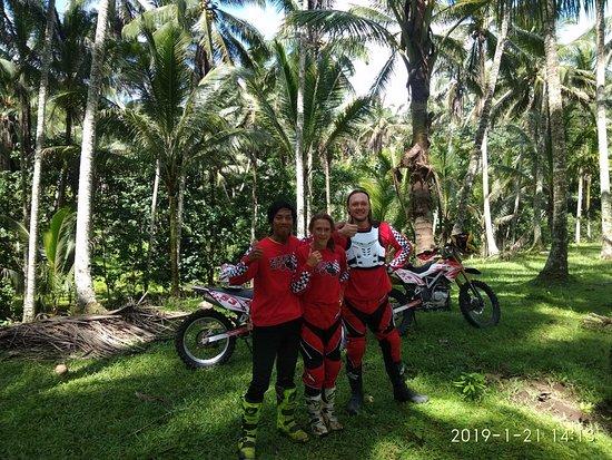 Dirt Bike Bali Holiday