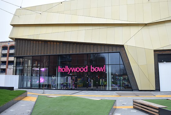 Hollywood Bowl Lakeside