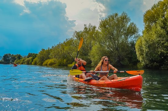 Cetina, โครเอเชีย: Forget about wi-fi and traffic jams, live in the moment!