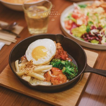 All of Japanese love this since they were kids!! Japanese hamburg steak with demiglace sauce