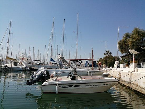 Ericboats: Nuestras fantásticas embarcaciones sin titulación