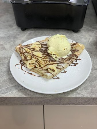 One of our delicious Crepes!