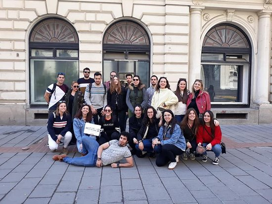 UB Bucharest Free Walking Tour