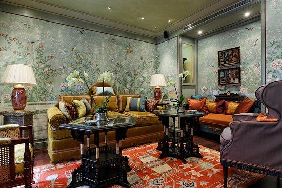 Hotel Daniel: Salon -Lobby