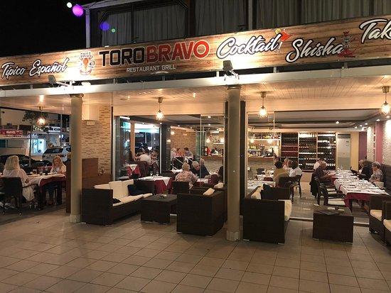 Toro Bravo Restaurante Grill Puerto Del Carmen Restaurant