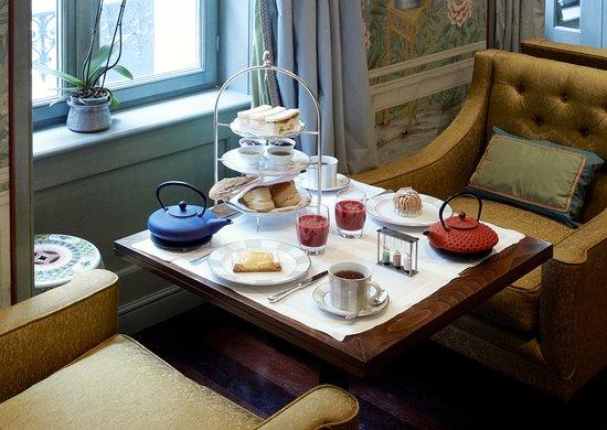 Hotel Daniel: Afternoon-tea