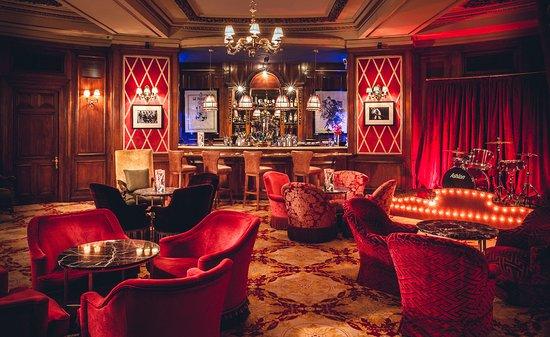 El Palace Hotel: Bluesman Cocktail Bar - El Palace Barcelona
