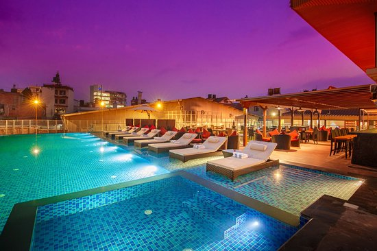 Lobby - Picture of Akama Hotel, Kathmandu - Tripadvisor