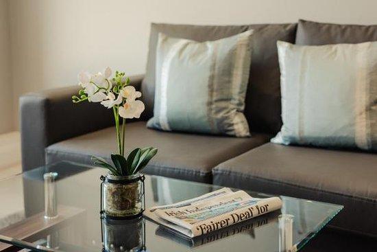 Executive one bed apartment - 都柏林Dublin Central Suites的圖片 - Tripadvisor