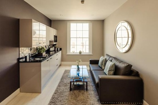 Executive one bed apartment