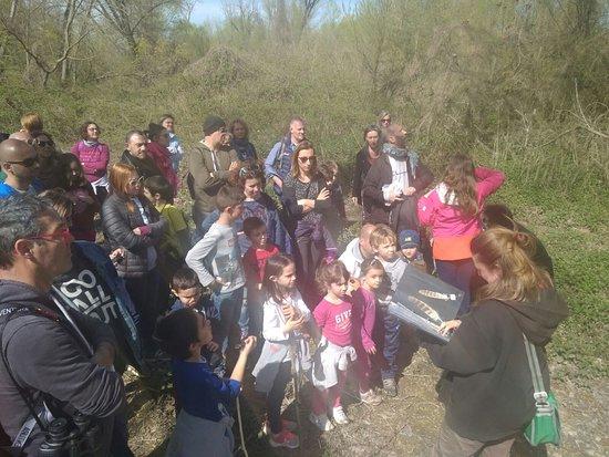 """Arcola, Italy: Visita guidata """"Pasquetta in Oasi"""" 2018"""