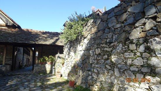 Kalopanagiotis, Κύπρος: Деревня Калопанайотис (февраль 2019 года)
