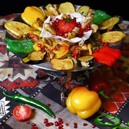 Sadj(National Meal)