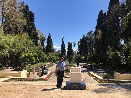 Jardin Jnane Sbil: Oásis de Paz e tranquilidade em pleno centro da Cidade Antiga de Fez