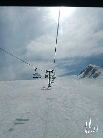 Parnassos Ski Center Kellaria: Skiing last day ⛷