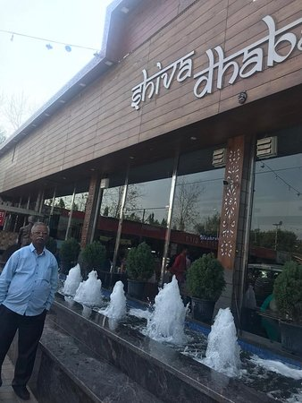 Shiva Dhaba front view