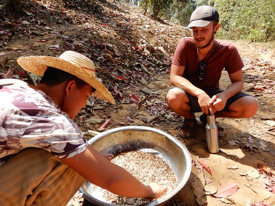 If you are looking for a guide in Hsipaw, Kham is the person!