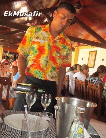 Souza Lobo: Excellent service.