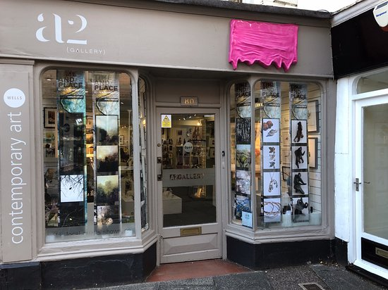 A2 Gallery, High Street, Wells