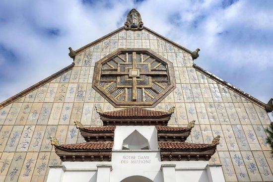 Eglise Notre Dame des Missions
