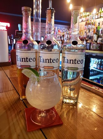 TANTEO TEQUILA. A MUST TRY