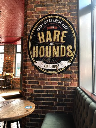 Hare and Hounds - Brighton