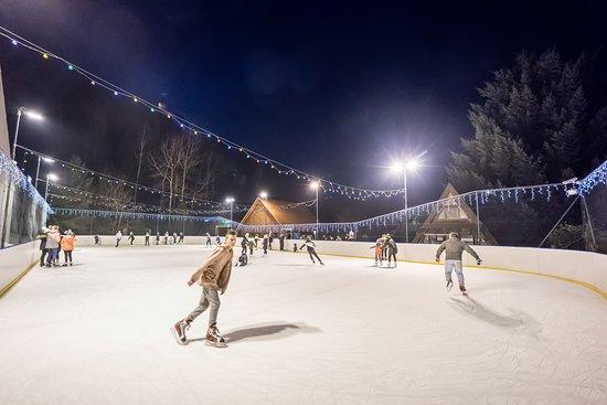 Czarny Gron Ice Skating Rink