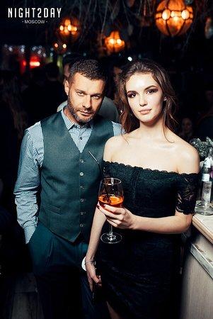 Mentano Cafe: Моё самое любимое место в Москве! Будни поесть и пообщаться, а выходные ещё и потанцевать!