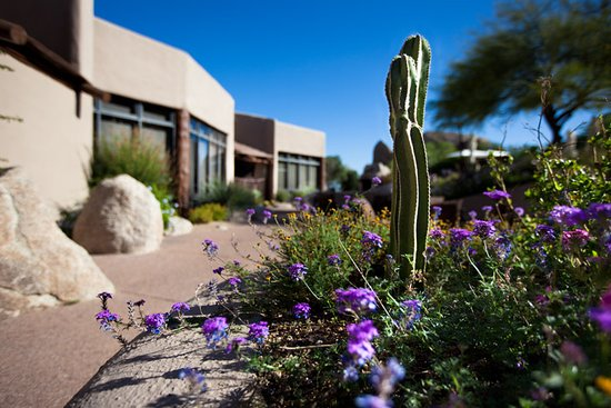 Boulders Resort & Spa Scottsdale: The Spa at the Boulders Resort