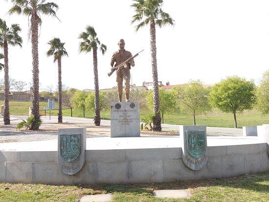 Monumento aos Combatentes da Guerra do Ultramar