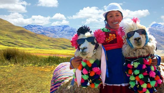 Come to Peru and make some local friends that you will never forget.