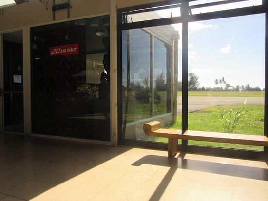 AIR TAHITI door