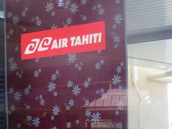 Air Tahiti Foto