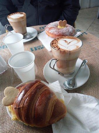 Bar Pasticceria tiffany: Ottima colazione