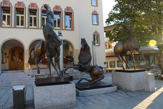 Tre Cavalli by Nag Arnoldi