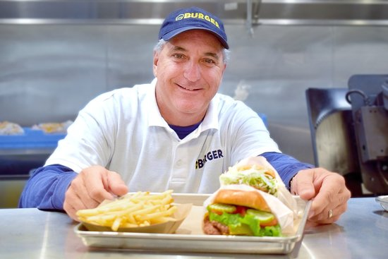 Chef Tim Creehan, owner and proprietor