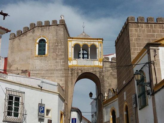 Arco de Dr.Santa Clara